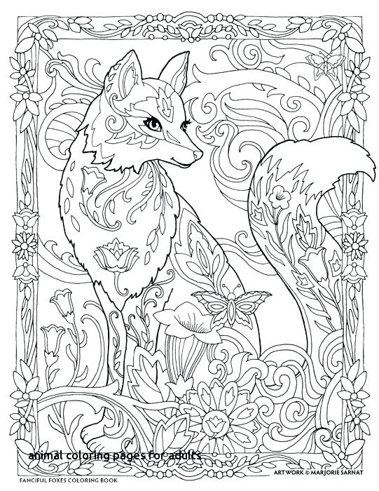 541x700 Animal Coloring Pages Adults Best Color Pages Images