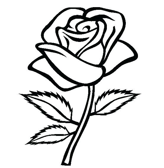 Printable Coloring Pages Of Flowers For Kids At Getdrawings Free