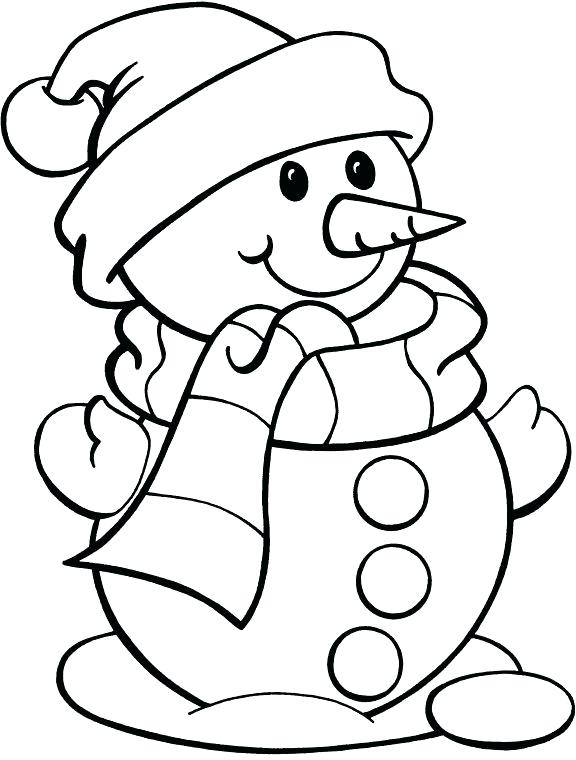 576x760 Snowman Coloring Pages Coloring Book Pages Snowman Coloring Book