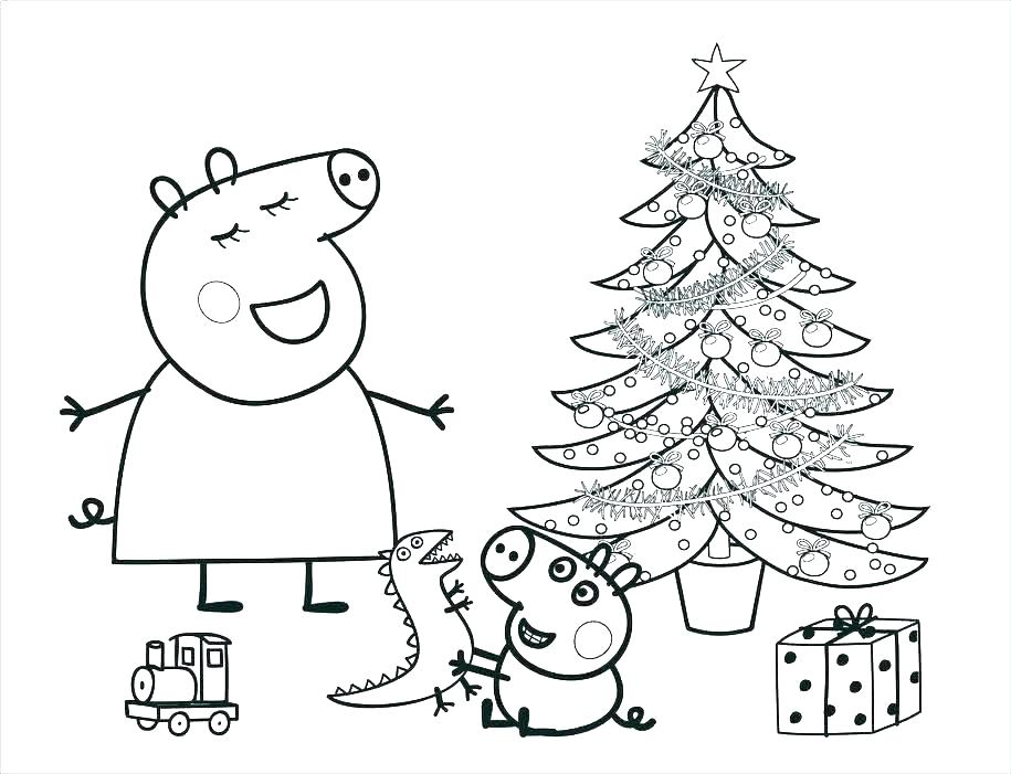 915x701 Peppa Pig Printable Coloring Pages Coloring Pages Pig Printable