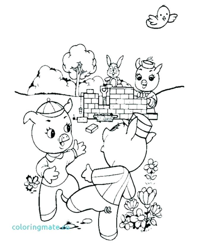 670x820 Peppa Pig Printable Coloring Pages Pig Printable Coloring Pages
