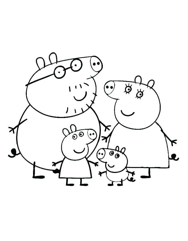 660x847 Pretty Pig Printable Coloring Pages Book Pretty Pig Coloring Pages