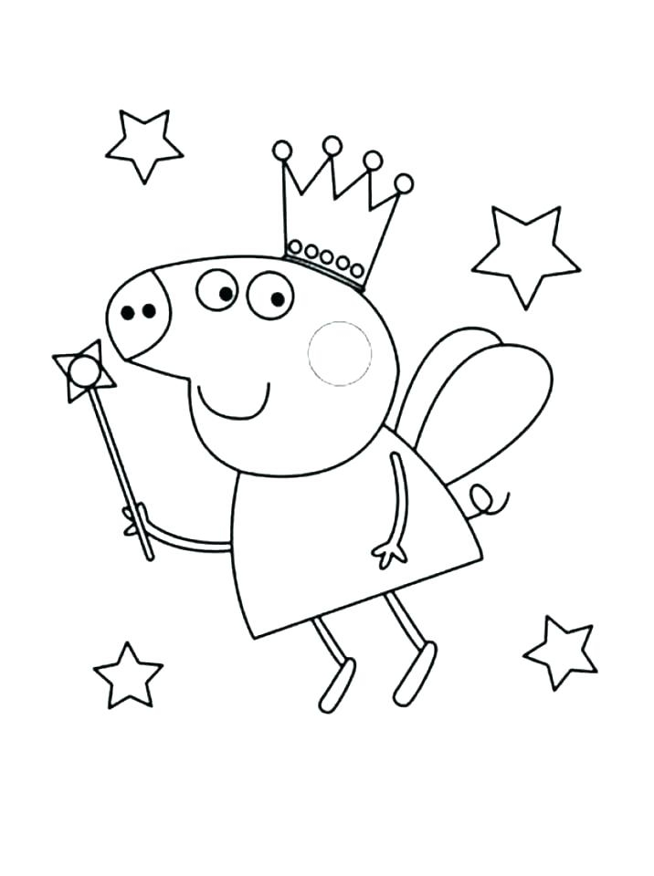 716x960 Peppa Pig Printable Coloring Pages Pig Coloring Pages Free Peppa