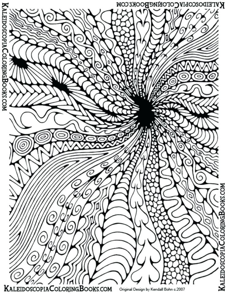 742x960 Complex Coloring Pages Printable Complex Coloring Pages For Grown