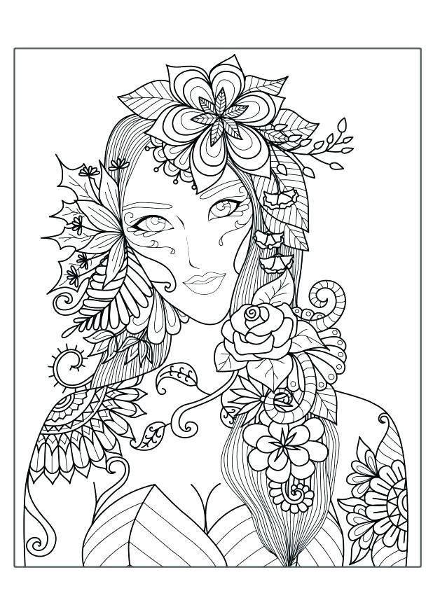 618x874 Mandala Coloring Pages Printable Luxury Mandala Coloring Pages