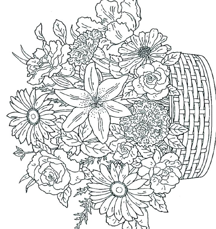 715x759 Printable Complex Coloring Pages Mala Complex Abstract Coloring