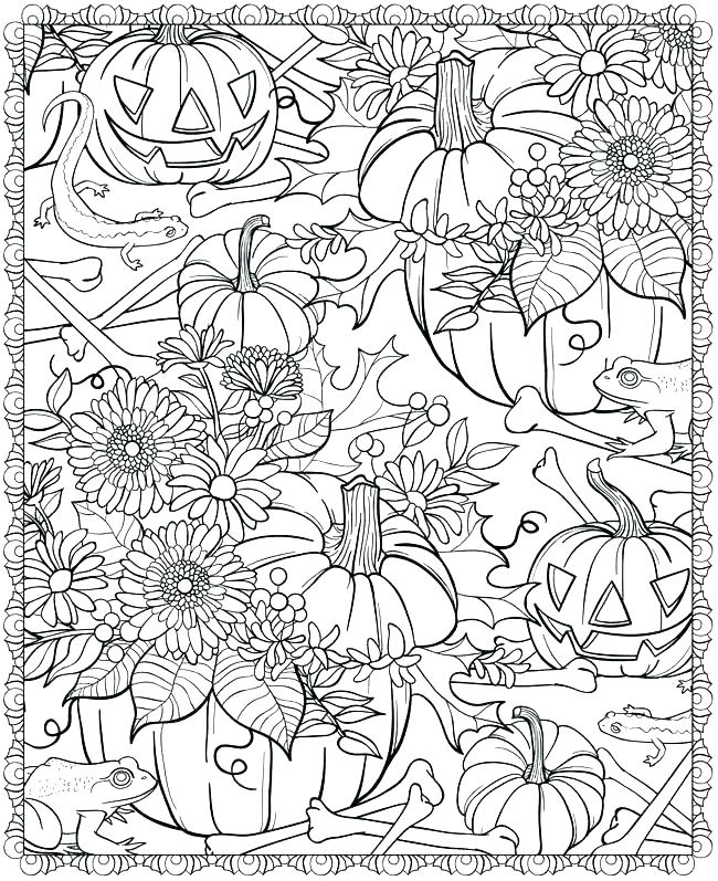 650x797 Coloring Pages Of Nature New Printable Complex Coloring Pages