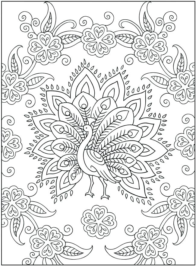 650x881 Printable Complex Coloring Pages This Is Complex Coloring Pages
