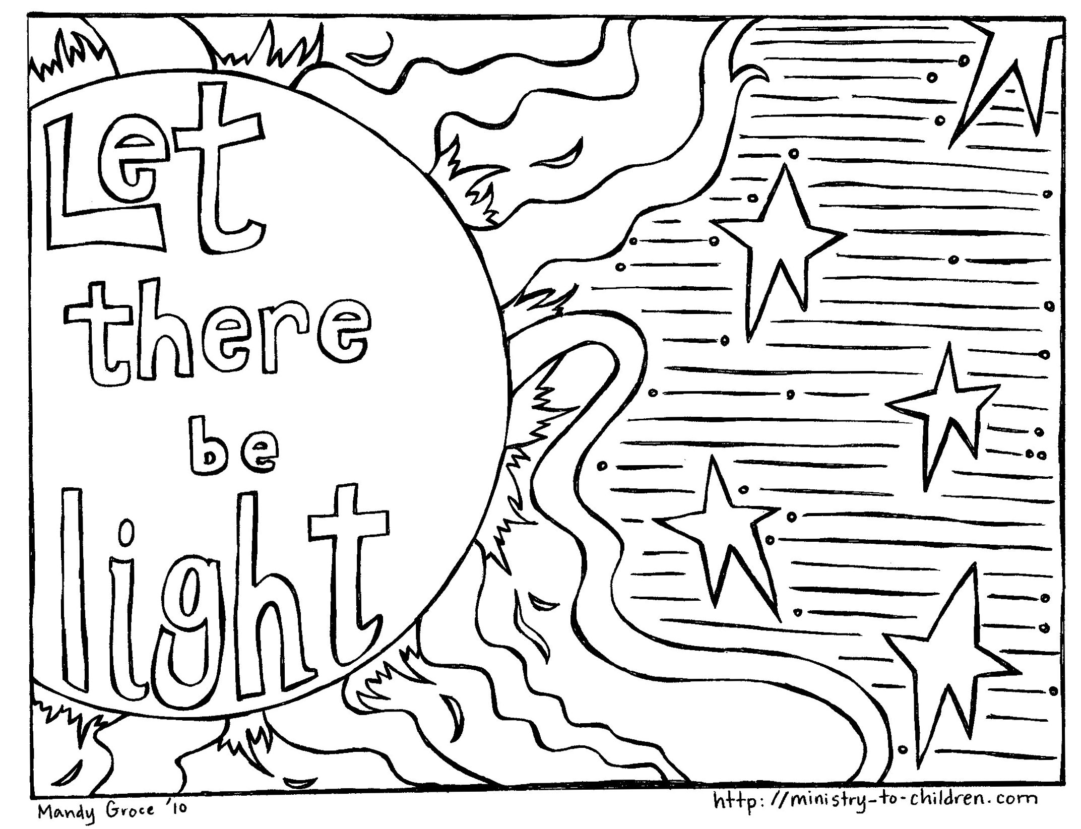 2145x1645 Odd Let Your Light Shine Coloring Page Creation Pages With God