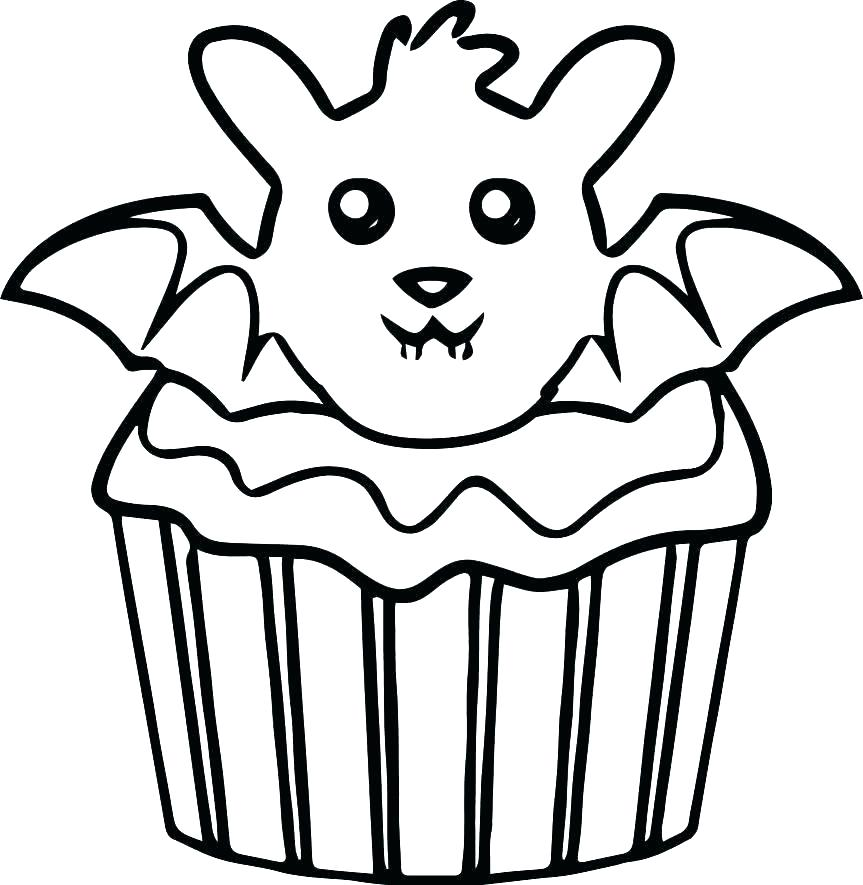 863x885 Cupcakes Printable Coloring Pages Coloring Pages Of Cakes