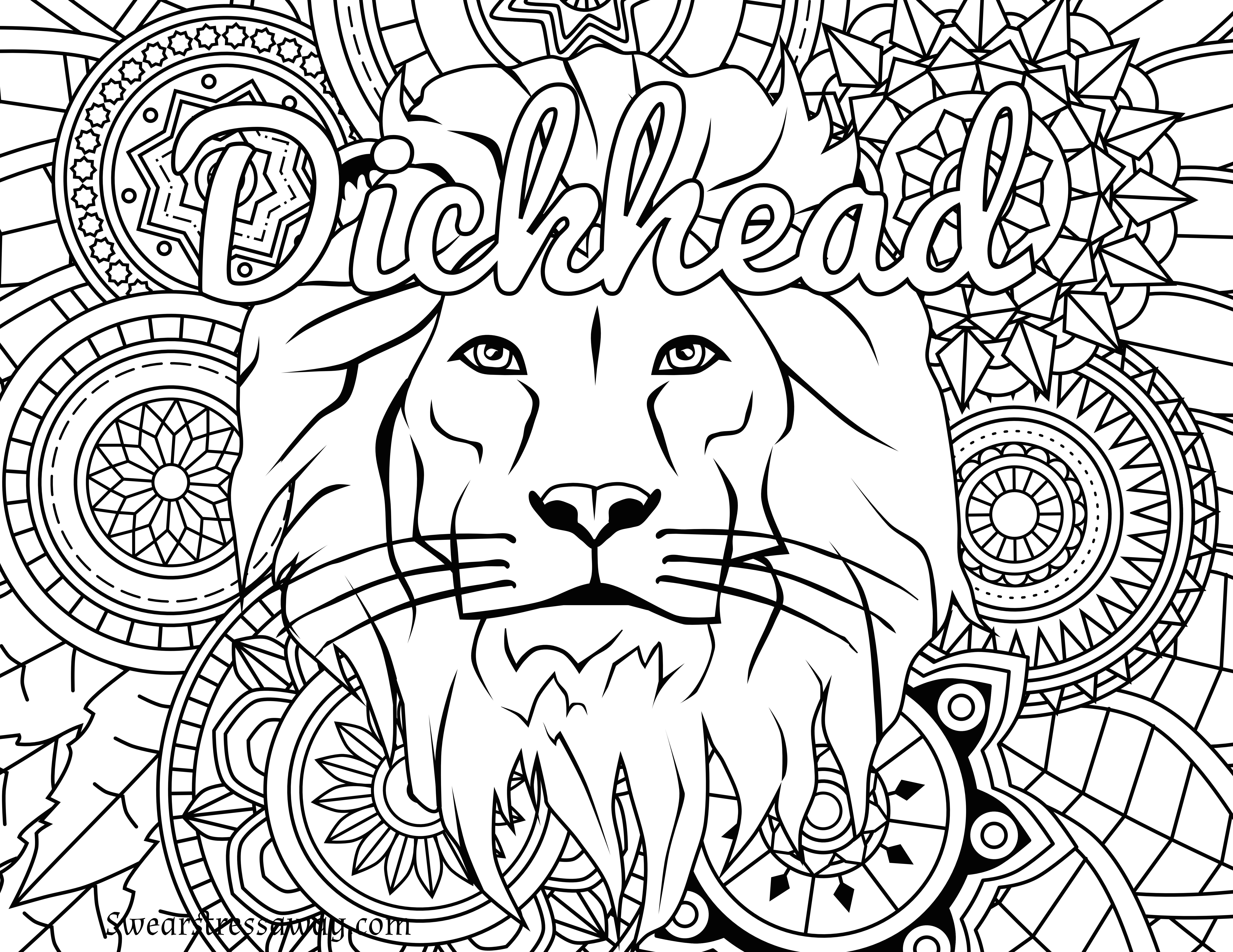 6900x5328 Free Printable Coloring Page