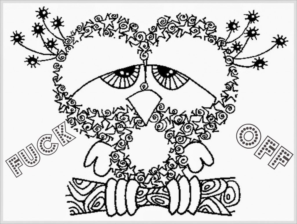 1024x773 Outstanding Swearing Coloring Pages Printable