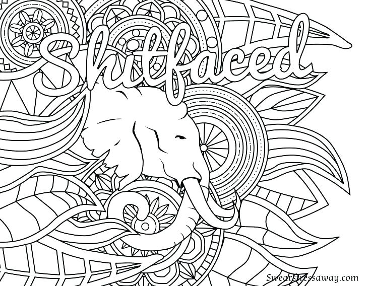 736x568 Cuss Word Coloring Pages Swear Word Coloring Pages Printable Also