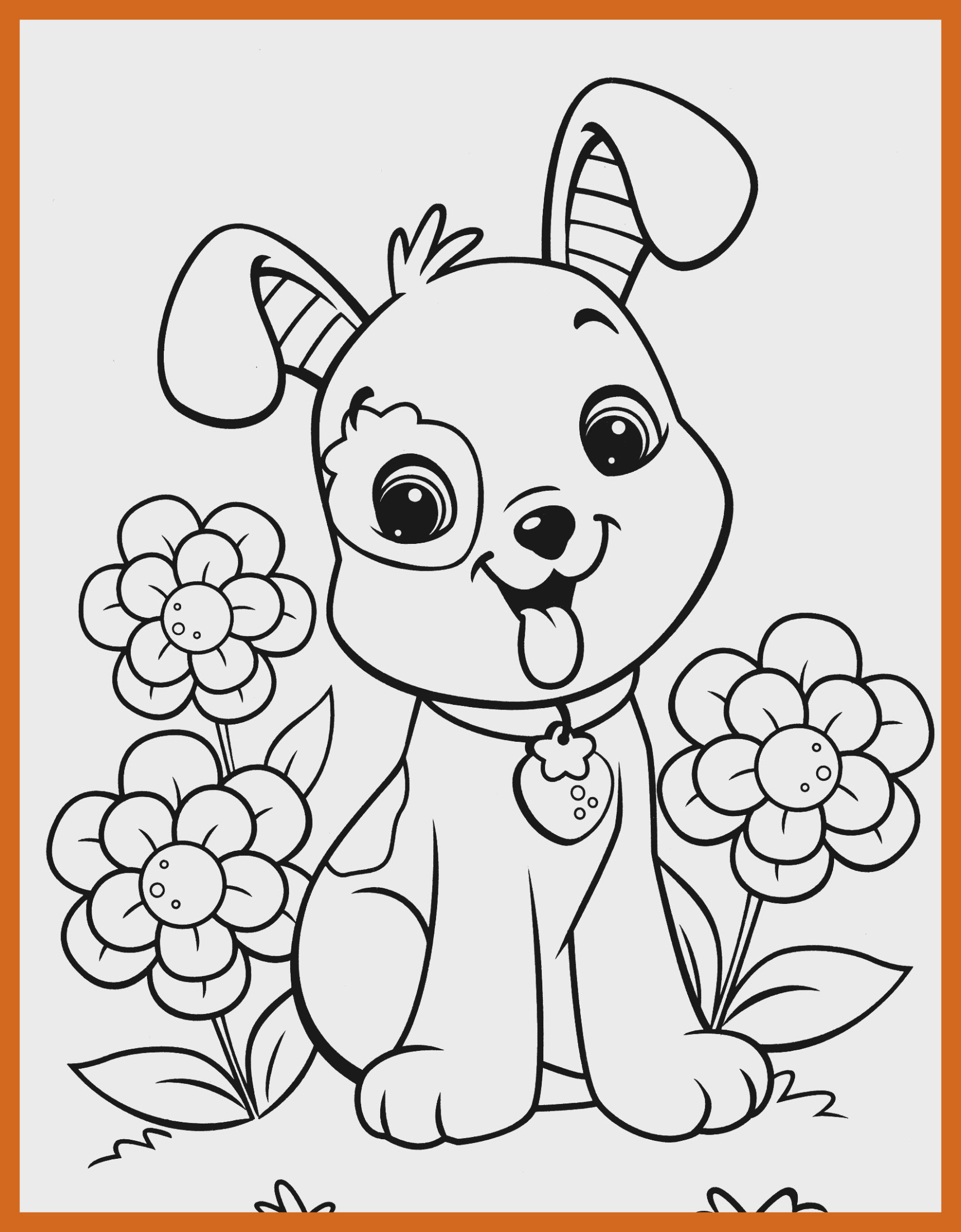Kids Colour In | Coloring Pages | 2204x1719