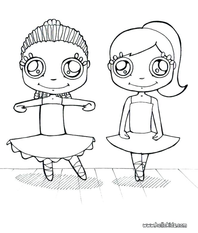 665x782 Dance Coloring Pages To Print Dance Coloring Pages Packed