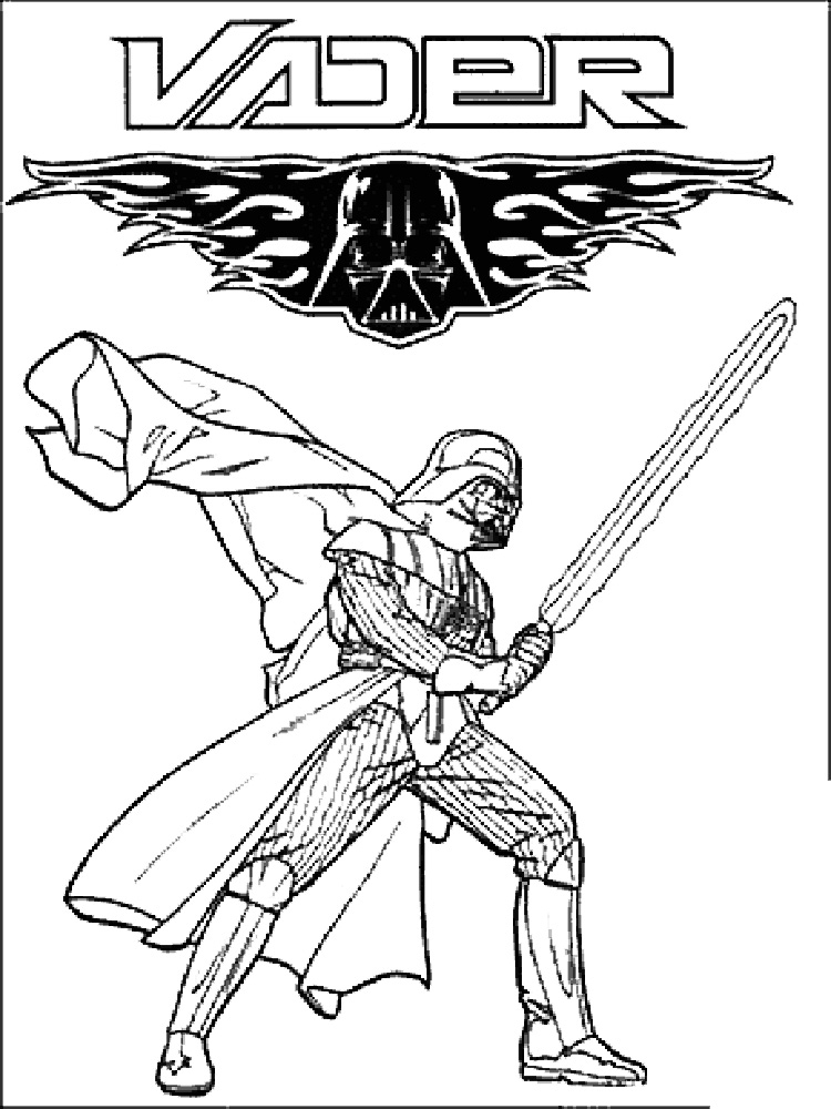750x1000 Darth Vader Coloring Pages Darth Vader Coloring Pages Best