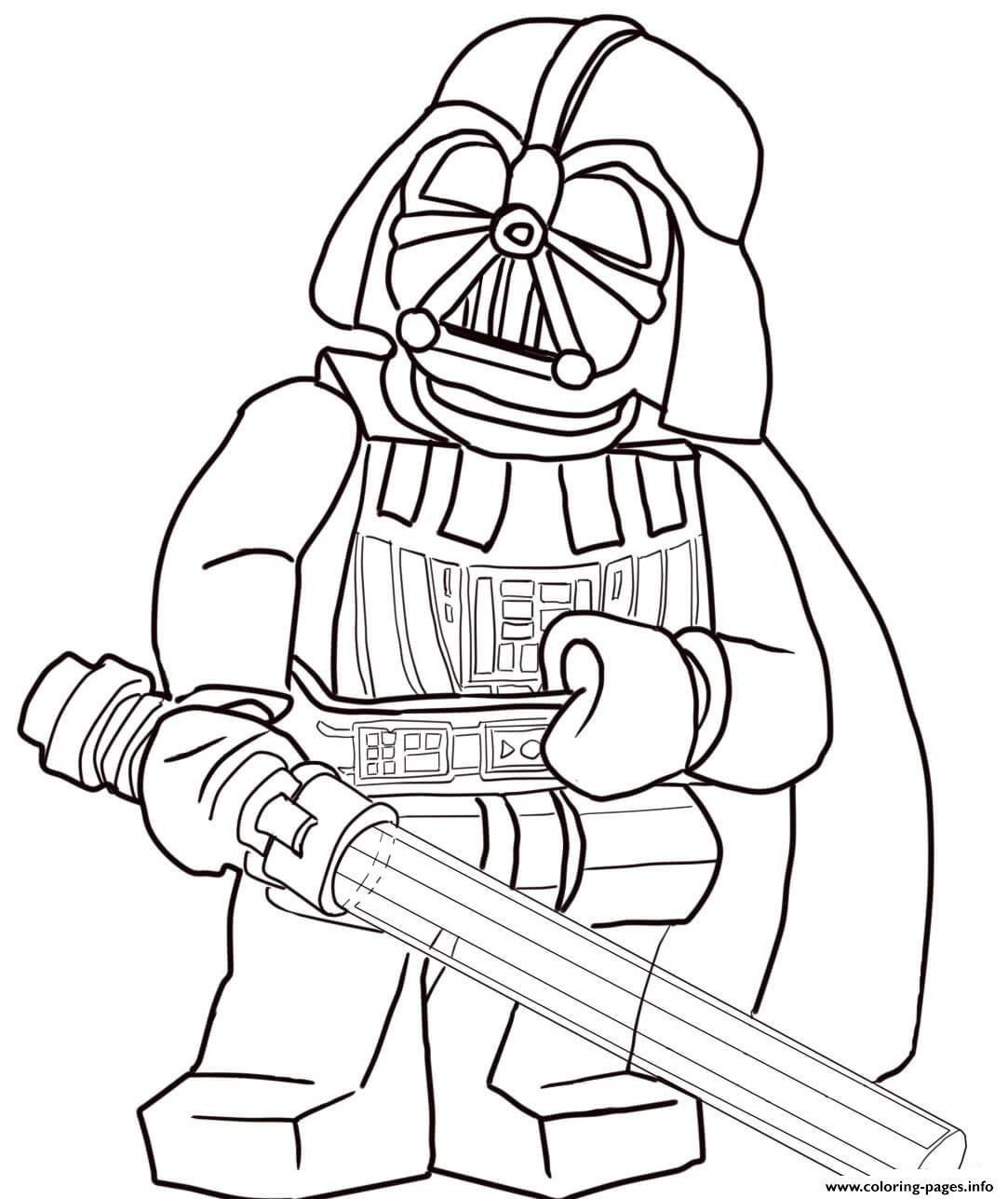 1083x1287 Print Lego Star Wars Darth Vader Coloring Pages Fiesta Birthday