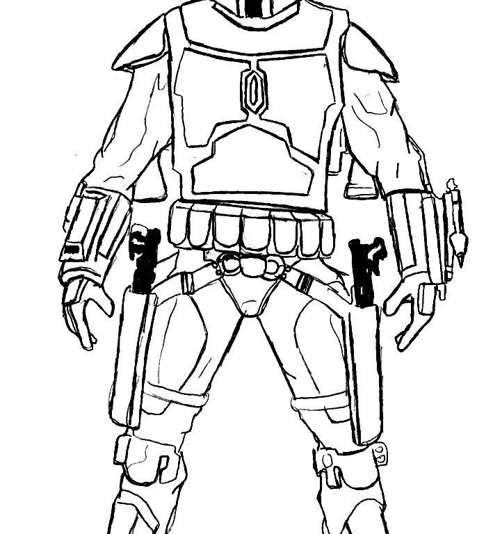 Printable Darth Vader Coloring Pages at GetDrawings   Free ...