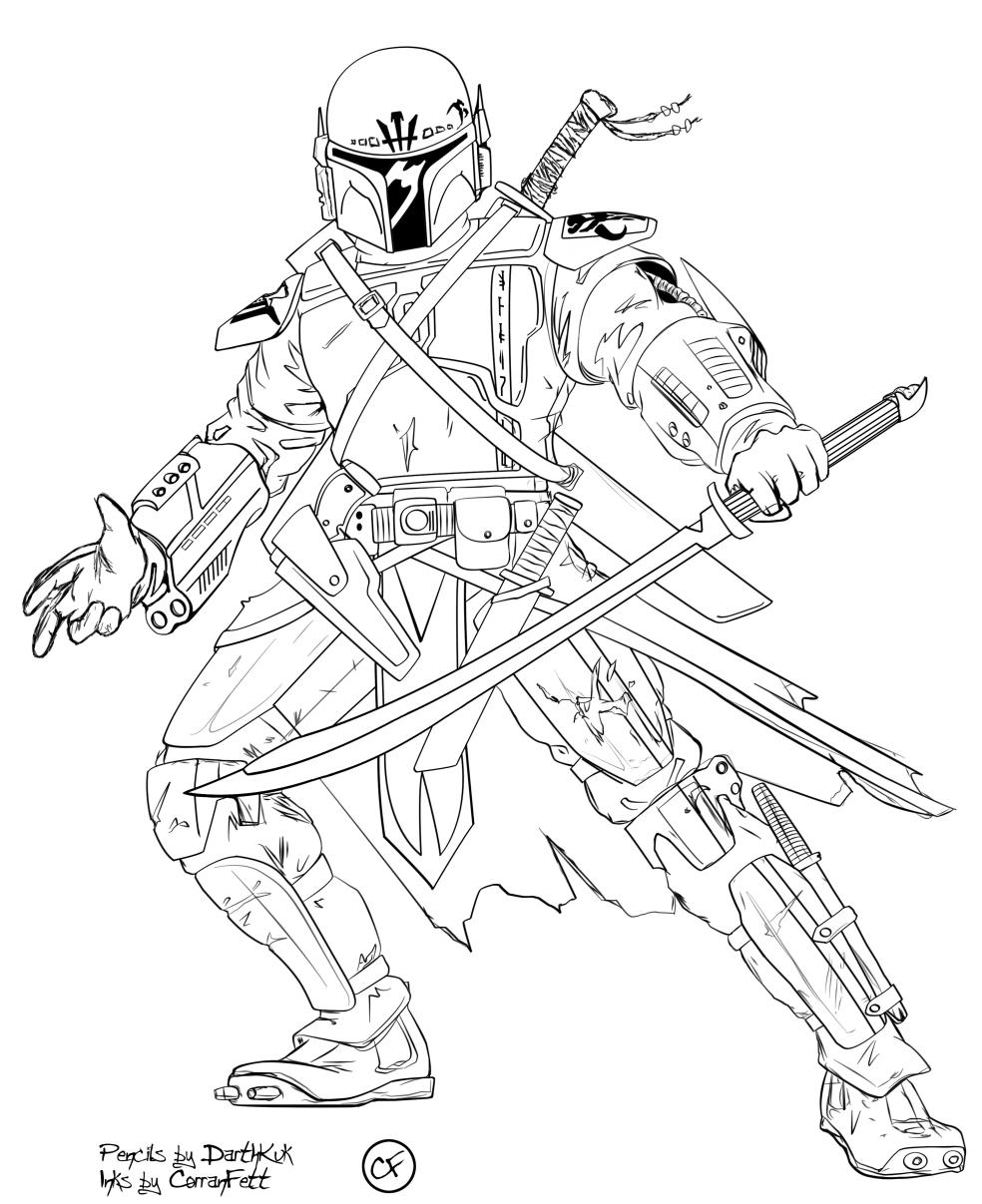 984x1207 Cool Darth Vader Coloring Page Darth Vader Coloring Pages