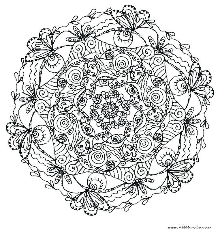 763x800 Coloring Pages Detailed