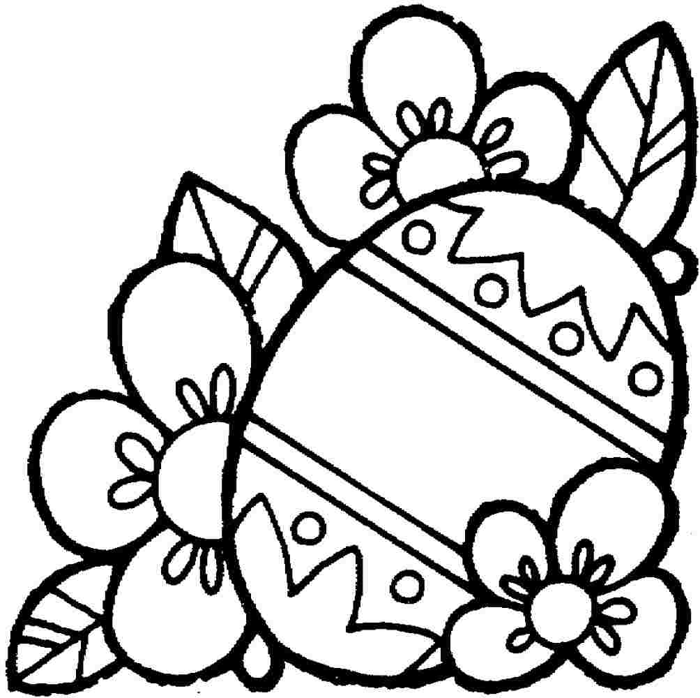 10 cool free printable Easter coloring pages for kids who've moved ... | 1000x1004