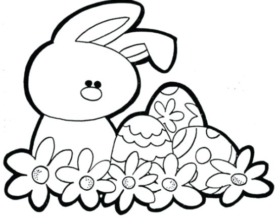 550x430 Easter Coloring Pages For Kids As Amazing