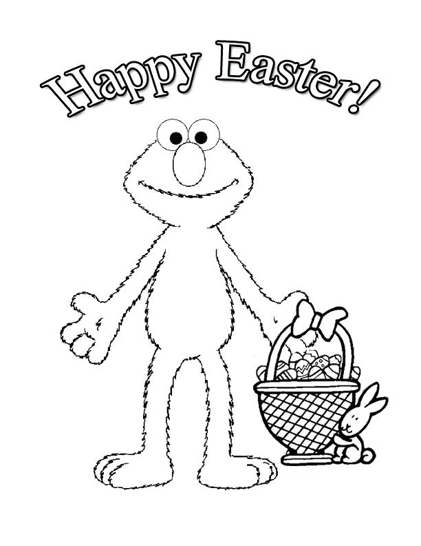 612x792 Easter Printable Coloring Pages Printable Crafts For Toddlers