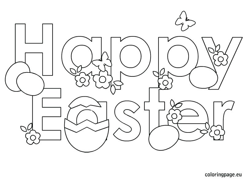 804x595 Free Easter Coloring Pages Free Bunny Coloring Pages Free Easter