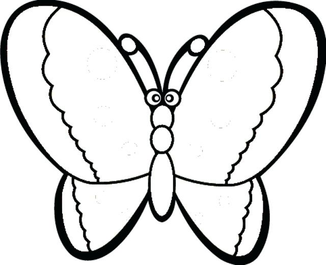 640x520 Free Printable Coloring Pages For Toddlers