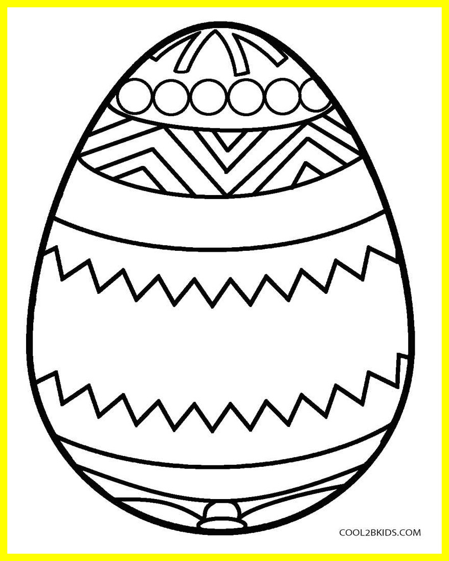 878x1096 Incredible Tumblr Printable Colored Easter Egg Coloring For Page