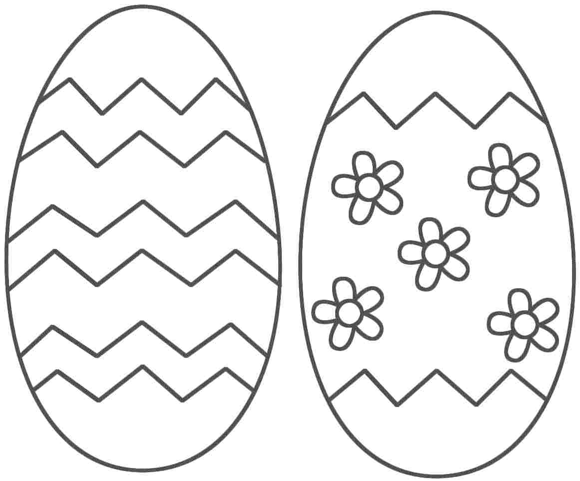 Superb image regarding easter eggs printable