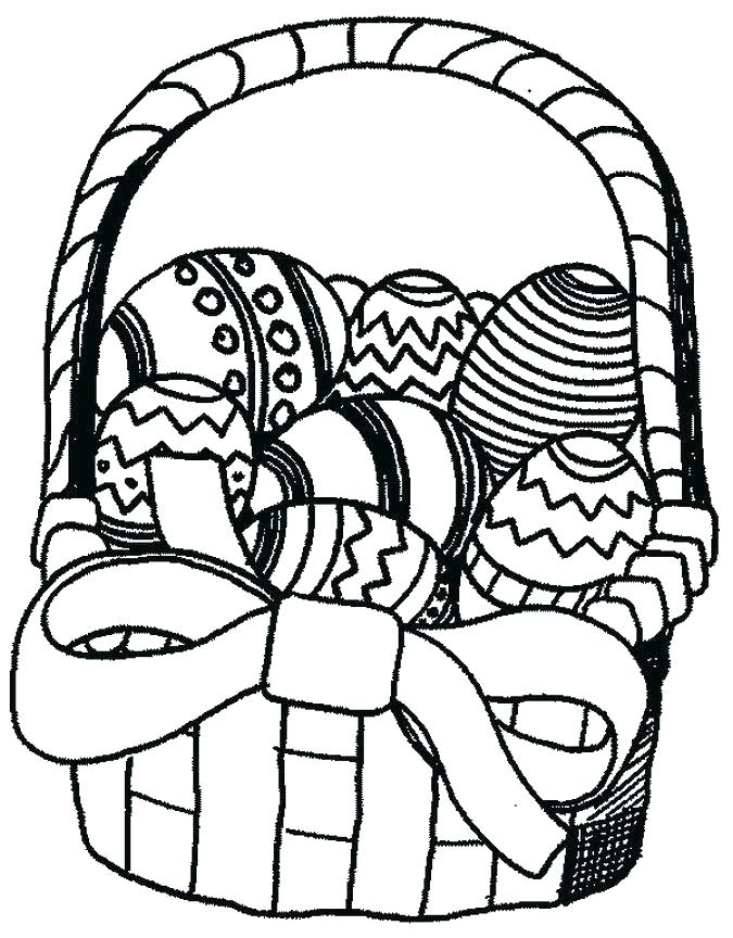 675x864 Easter Egg Coloring Book Also Free Printable Egg Coloring Pages