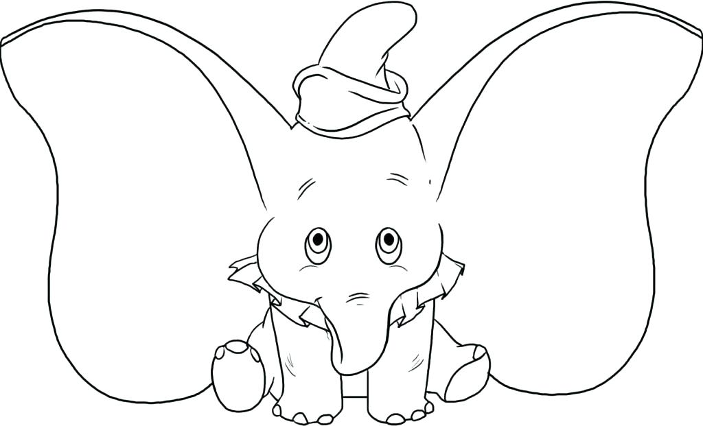 1024x621 Elephant Coloring Pages Free Adult Coloring Pages Printable