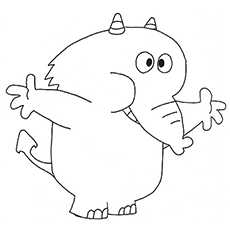 230x230 Top Free Printable Elephant Coloring Pages Online