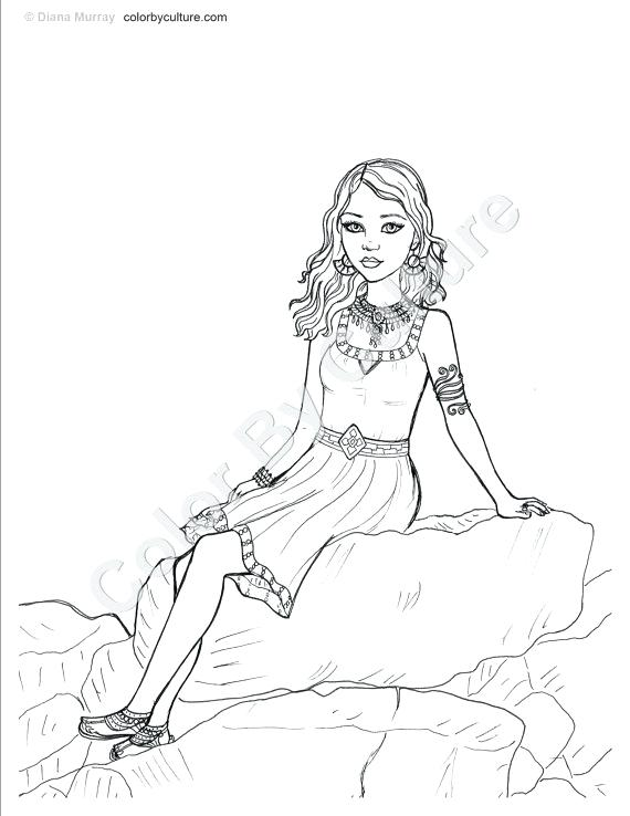 570x738 Fashion Coloring Books And Fashion Coloring Book Inspired Fashions