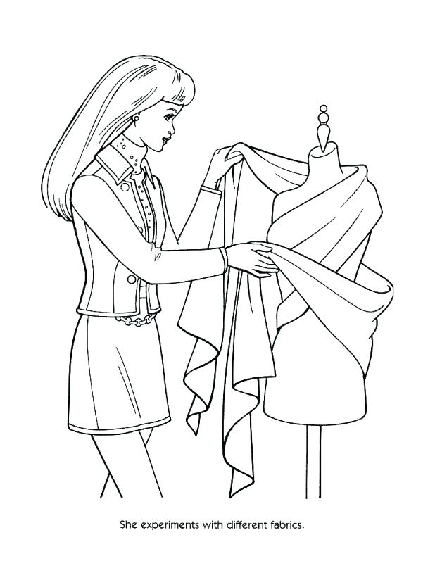 618x824 Fashion Coloring Pages To Print Fashion Coloring Pages Printable