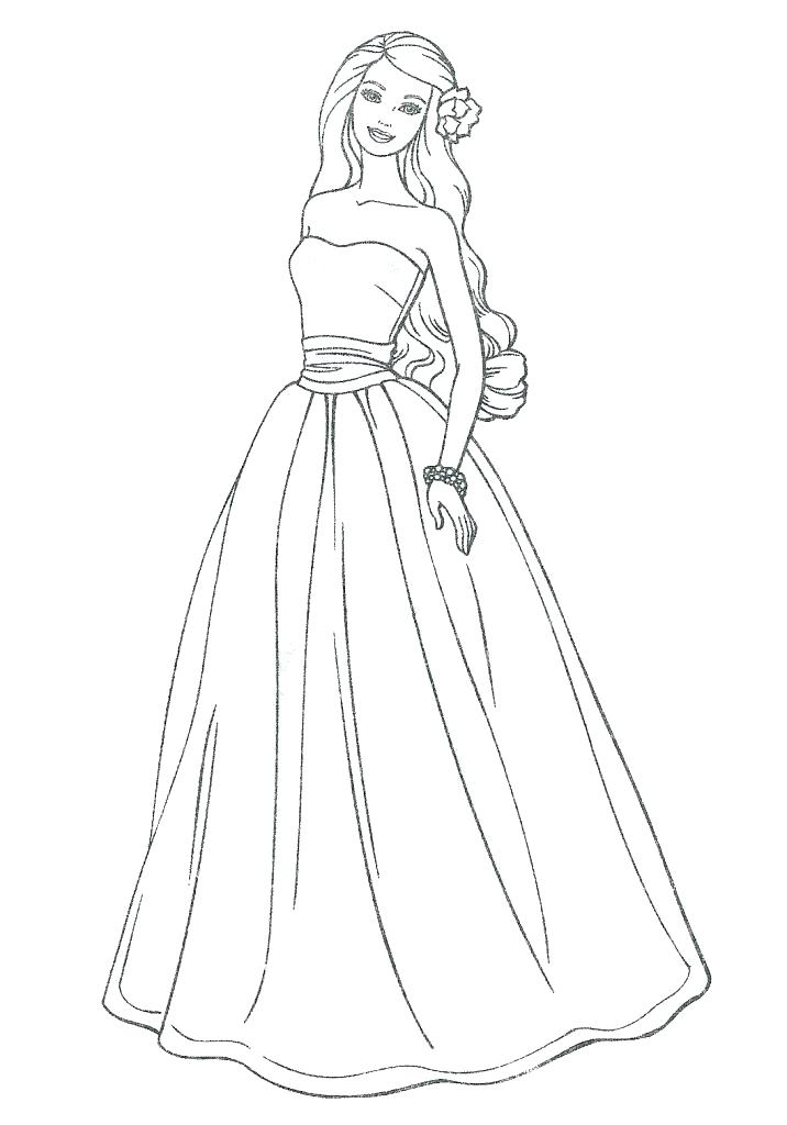 716x1024 Barbie Fashion Coloring Pages Barbie Fashion Colouring Pages