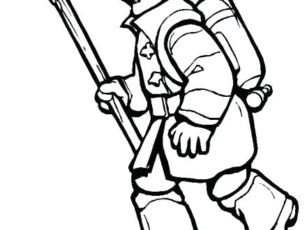 440x330 Fire Fighter Coloring Page Fireman Coloring Sheets Fireman