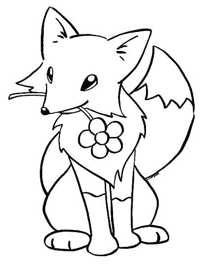 413x540 Color The Kit Fox Coloring Pages Bulk Color Color The Kit Fox