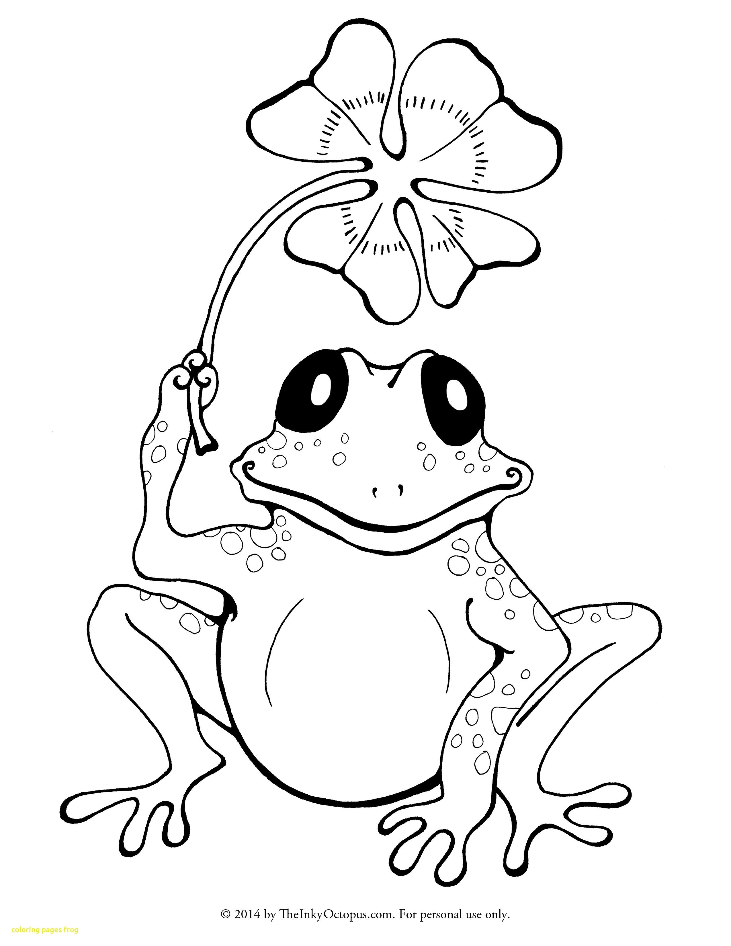 graphic relating to Printable Frog named Printable Frog Coloring Webpages at  Totally free for