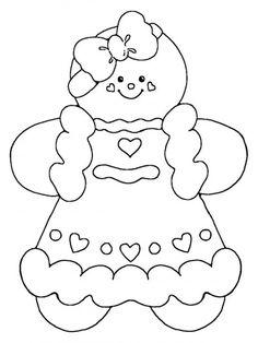 236x314 Gingerbread Zelf Maken Kijk Voor Vilt Eens Op