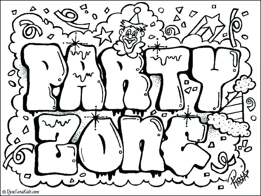 911x685 Graffiti Coloring Pages Graffiti Coloring Pages Graffiti Coloring