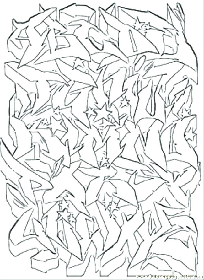 650x892 Printable Graffiti Coloring Pages Graffiti Coloring Pages Graffiti
