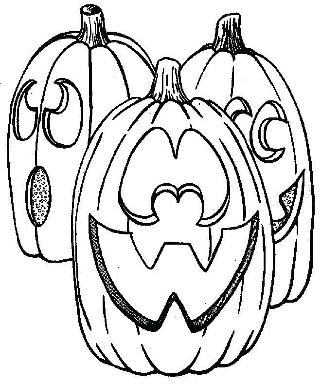 660x788 Pumpkin Color Pages Printable Pumpkin Coloring Pages Best Pumpkin