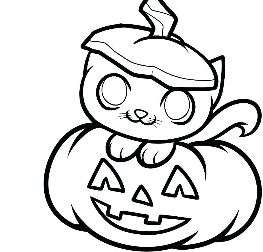 878x841 Pumpkin Pictures To Print Pumpkin Picture To Color Cute Pumpkin