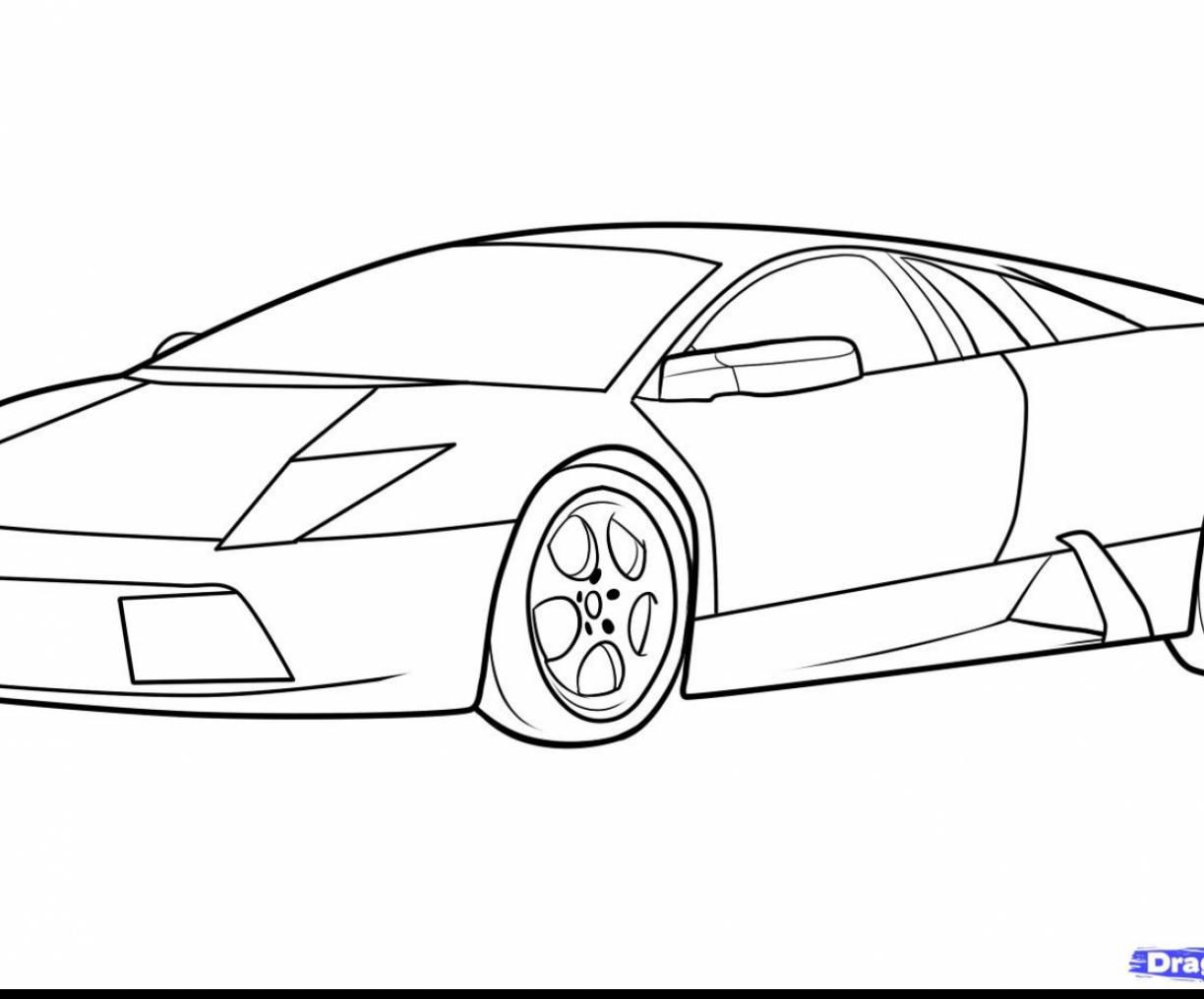 1224x1016 Ideal Lamborghini Coloring Pages Imagine Unknown For Kids
