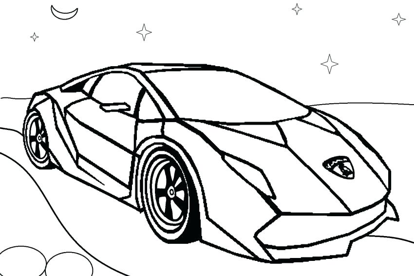 850x567 Lamborghini Coloring Pages Coloring Pages Cars Bell Coloring Pages