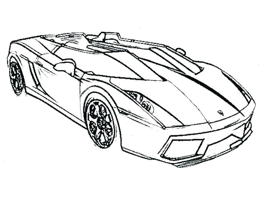 863x667 Lamborghini Coloring Pages Coloring Pages Full Size Of Colouring
