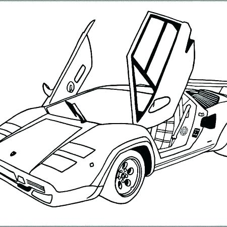Printable Lamborghini Coloring Pages at GetDrawings.com | Free for ...