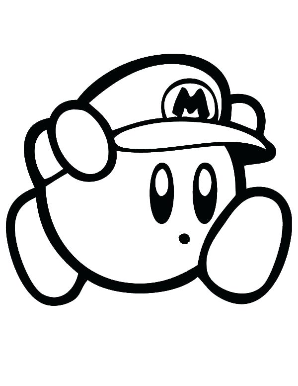 Printable Mario Coloring Pages At Getdrawings Com Free For